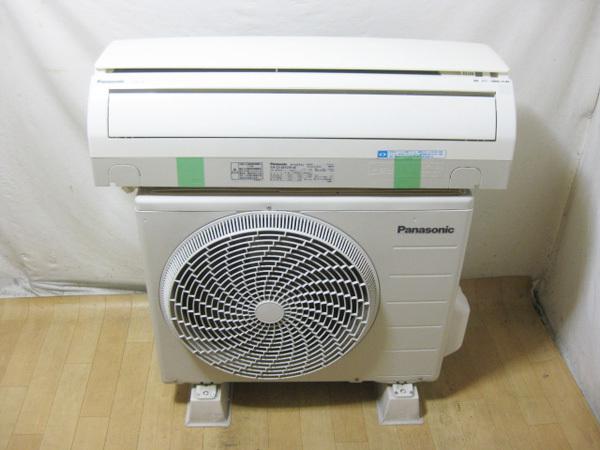 パナソニック エアコンを大阪で買取