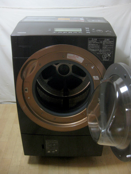 東芝 ドラム式 洗濯乾燥機 大阪で買取