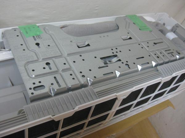 2020年製 パナソニック CS-J220D エオリア エアコン買取ました。画像5