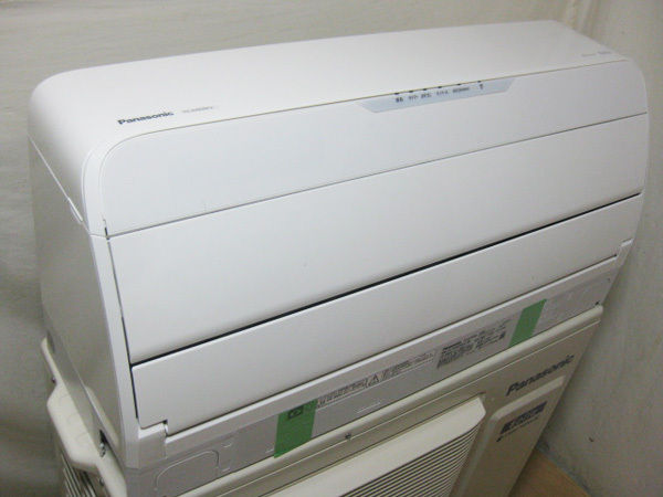パナソニックのエアコを大阪で買取ました。画像3