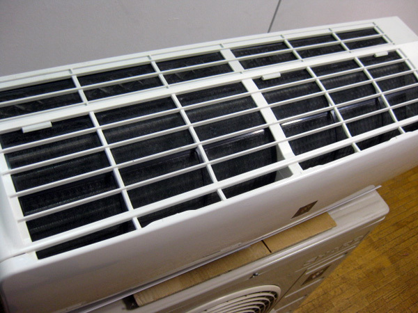 シャープ プラズマクラスター7000のエアコン大阪で買取ました。画像5
